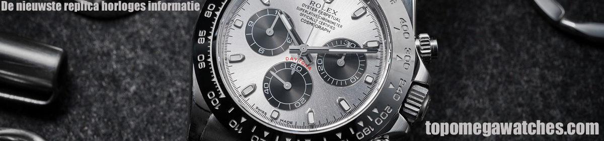 De Nieuwste Replica Horloges, Meer Replica Watches Informatie